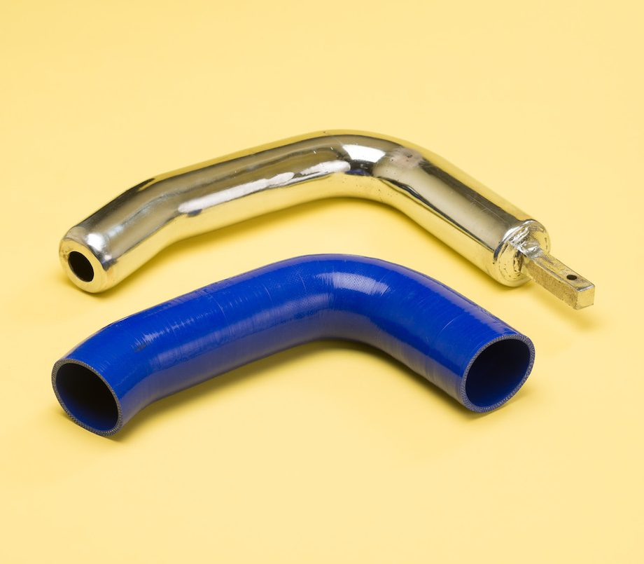 Shaped Silicone Hoses